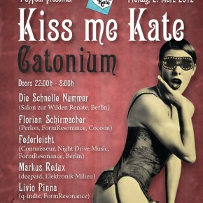 Kiss me Kate On Tour