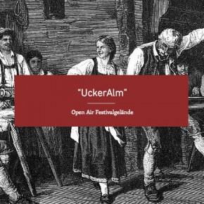 UckerAlm Festivalgelände Brandenburg